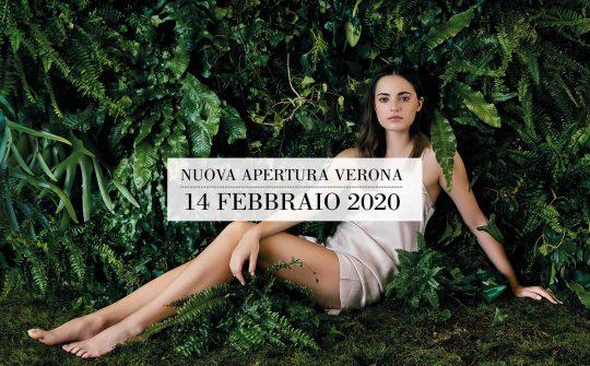 Vagheggi Phyto Space apre a Verona il 14 febbraio