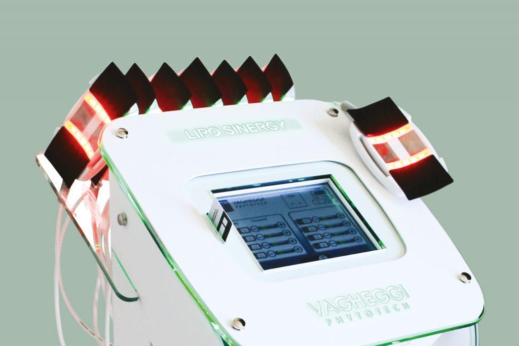 Apparecchiatura VGH Lipo Sinergy per i trattamenti di bellezza Vagheggi Phyto Space