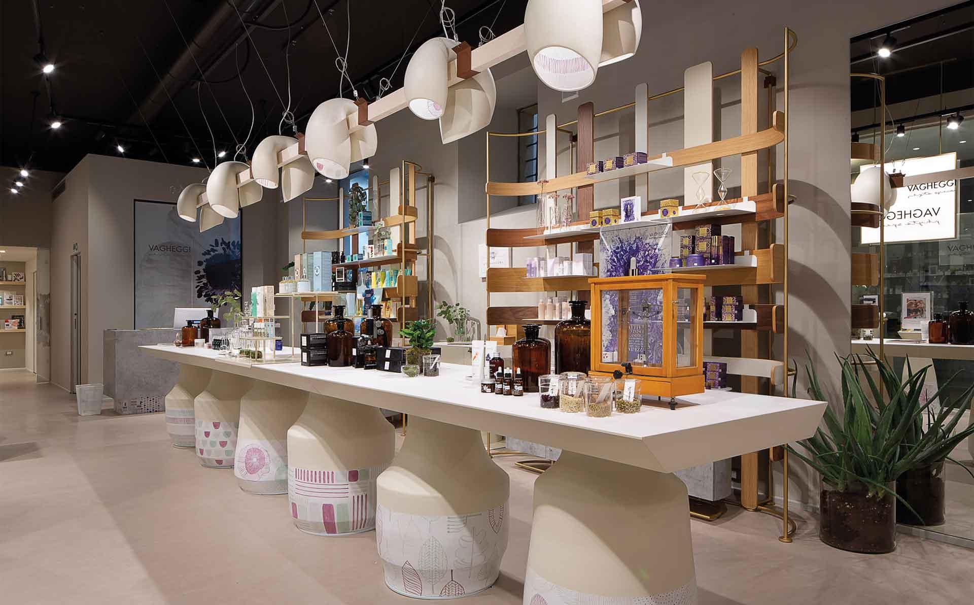 Preview del negozio Vagheggi Phyto Space di Verona